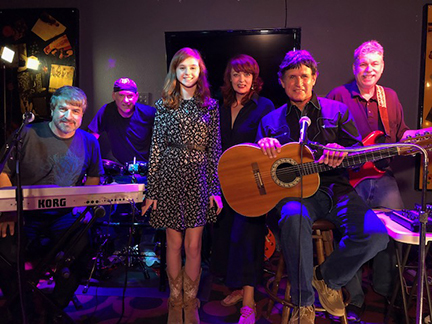 John Michael Ferrari Band and guest Mad